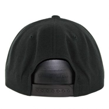 Dyse One SD Stamp Snapback Hat Black