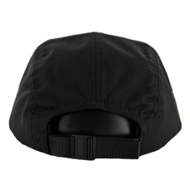 The Quiet Life Foundation 5 Panel SP19 Clipback Hat Black