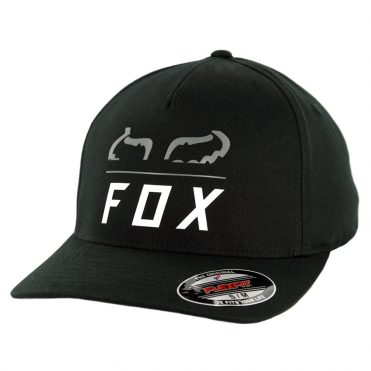 Fox Head Furnace Flexfit Hat Black