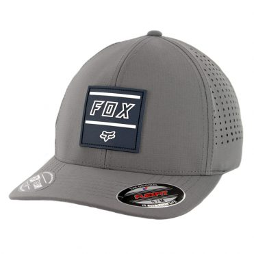 Fox Head Midway Flexfit Hat Dark Grey