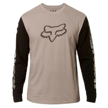 FOX Victory Airline Long Sleeve T-Shirt Steel Grey
