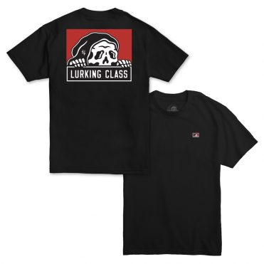 Sketchy Tank Corpo T-Shirt Black Red