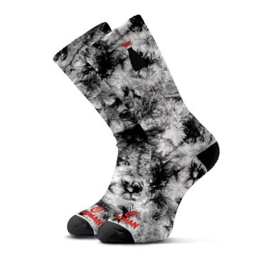 Primitive x Kikkoman Bottle Sock Black Wash