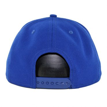 New Era 9Fifty Chicago Cubs Metal Thread Snapback Hat Royal Blue