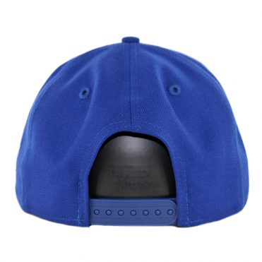 New Era 9Fifty Superman Snapback Hat Royal Blue