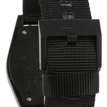 Neff Daily Watch Black Woven