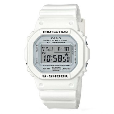 G-Shock DW5600MW-7 Watch White