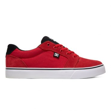 DC Anvil Shoe Red Black