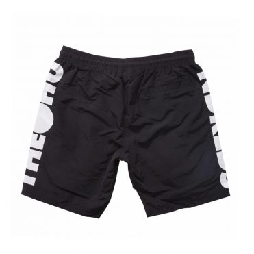 The Hundreds Sidelong Trunks Black