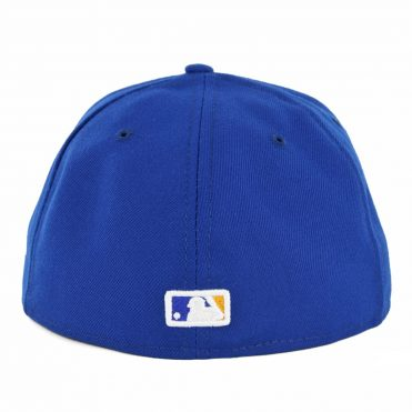 New Era 59Fifty Milwaukee Brewers 2019 Alternate Authentic On-Field Fitted Hat Royal Blue