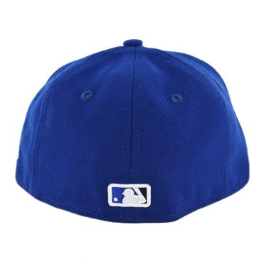 New Era 59Fifty Toronto Blue Jays Alternate 3 Youth Authentic On Field Fitted Hat Royal