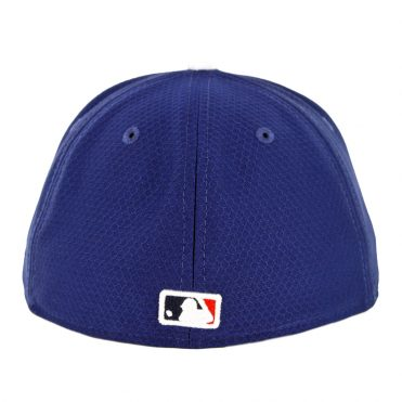 0c90ee53843fff New Era 59Fifty Los Angeles Dodgers Home Batting Practice 2019 Fitted Hat  Dark Royal