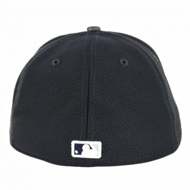 New Era 59Fifty New York Yankees Road Batting Practice 2019 Fitted Hat Official Team Color