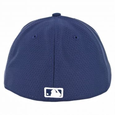 New Era 59Fifty San Diego Padres Batting Practice 2019 Fitted Hat Official Team Color