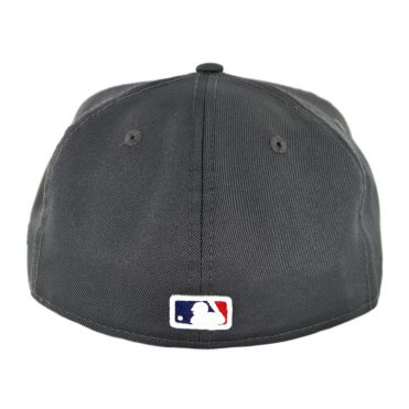 New Era 59Fifty Los Angeles Dodgers Repreve Fitted Hat Graphite