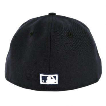 New Era 59Fifty San Diego Padres Cooperstown Friar Fitted Hat Dark Navy