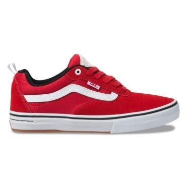 Vans Kyle Walker Pro Shoe Red White