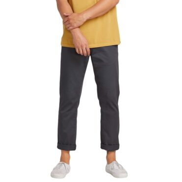 Volcom Frickin Modern Stretch Pant Charcoal