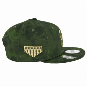 New Era 9Fifty San Diego Padres Armed Forces Day 2019 Snapback Hat Camo