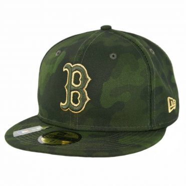 New Era 59Fifty Boston Red Sox Armed Forces Day 2019 Fitted Hat Camo