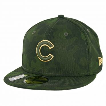 new styles 25444 ccd71 New Era 59Fifty Chicago Cubs Armed Forces Day 2019 Fitted Hat Camo
