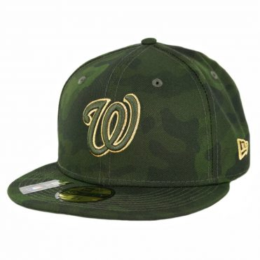 New Era 59Fifty Washington Nationals Armed Forces Day 2019 Fitted Hat Camo