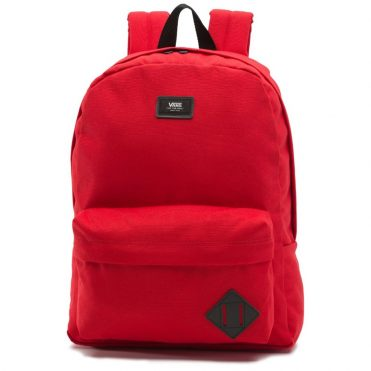 Vans Old Skool II Backpack Racing Red