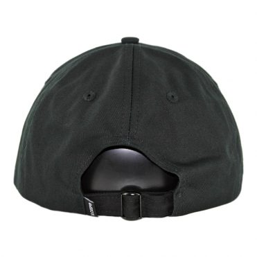 10 Deep Burner Strapback Hat Black