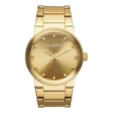 Nixon Cannon Watch All Gold