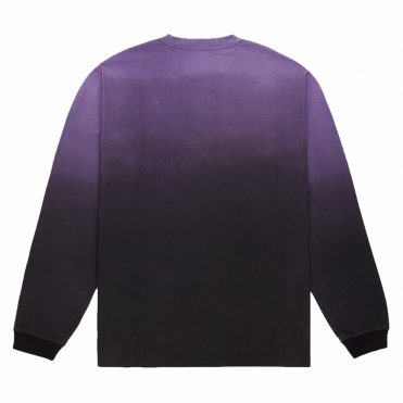 10 Deep Pale Horse Long Sleeve T-Shirt Purple