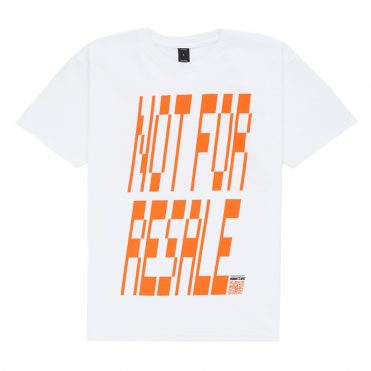 10 Deep Resilient T-Shirt White
