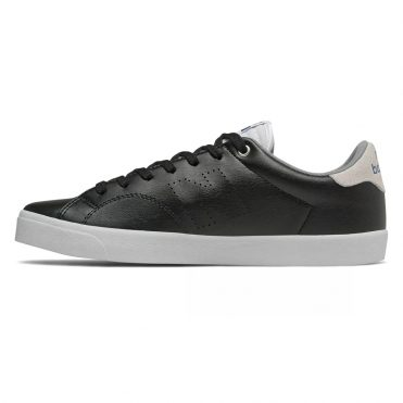 New Balance AM210 Shoe Black Synthetic Leather