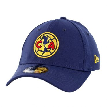 New Era 39Thirty Club America Stretch Fit Hat Navy