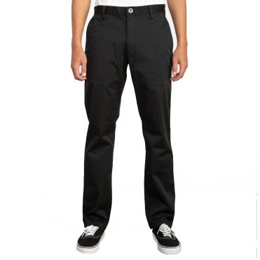 RVCA The Weekend Stretch Pant Black