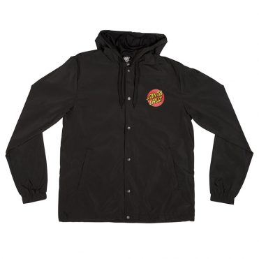 Santa Cruz Japanese Dot Jacket Black