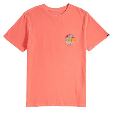 Vans Vintage Shorizon T-Shirt Emberglow