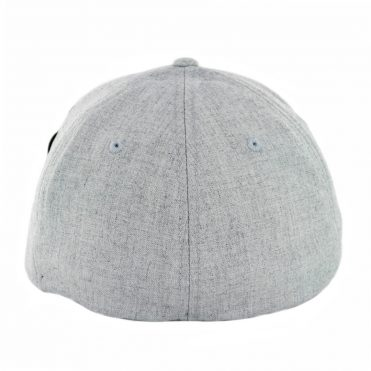 FOX Clouded Flexfit Hat Grey Black
