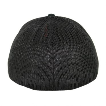 FOX Clutch Flexfit Hat Black