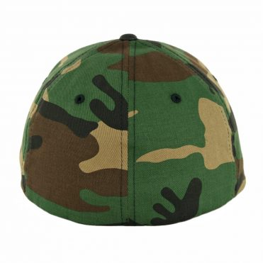 FOX Furnace Flexfit Hat Green Camo