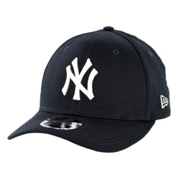 New Era 9Fifty New York Yankees Callout Snapback Hat Dark Navy