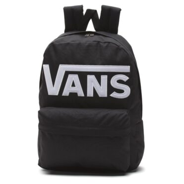 Vans Old Skool Drop V Backpack Black White