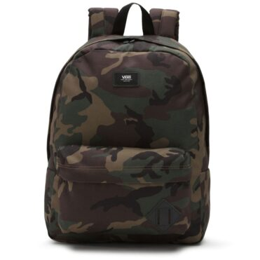 Vans Old Skool Printed Backpack Camo