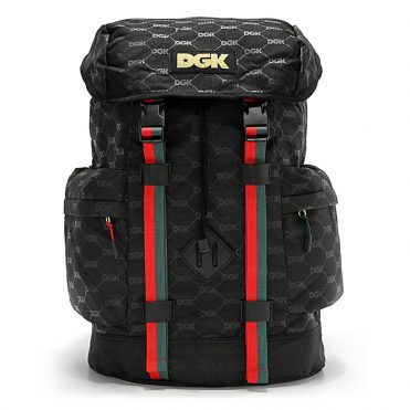 DGK Primo Backpack Black