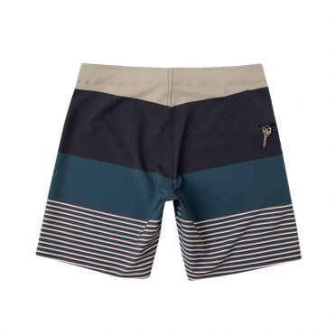 Dark Seas Cotide Boardshort Navy Khaki