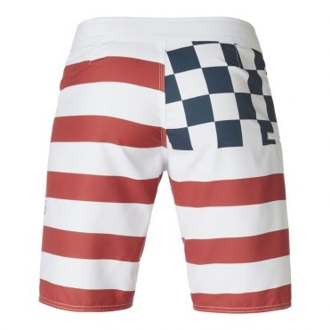 FOX Patriot Boardshort Rio Red