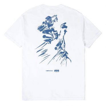The Hundreds x Batman Team Robin T-Shirt White