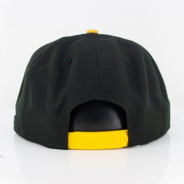 New Era 9Fifty Pitsburgh Steelers Arch Snapback Black