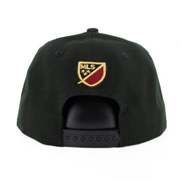New Era 9Fifty Atlanta United Basic Snapback Black
