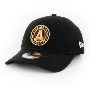 New Era 9Twenty Atlanta United Football Club Core Classic Adjustable Black