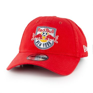 New Era 9Twenty New York Red Bulls Core Classic Adjustable Red